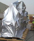 ALUMINIUM BARRIER PACKING
